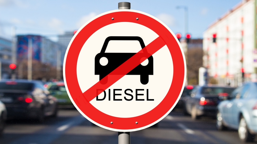 Quand sera effective l'interdiction des véhicules diesel à Paris?